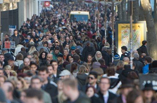 Drittjüngste Bevölkerung in Deutschland