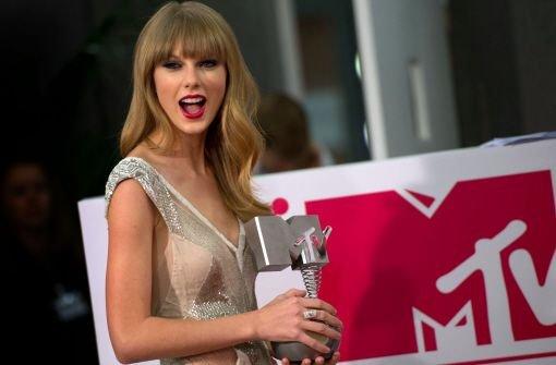 Swift und Bieber räumen ab