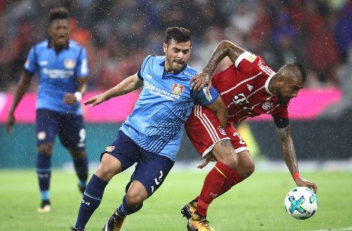 Bayern zu stark für mutige Leverkusener