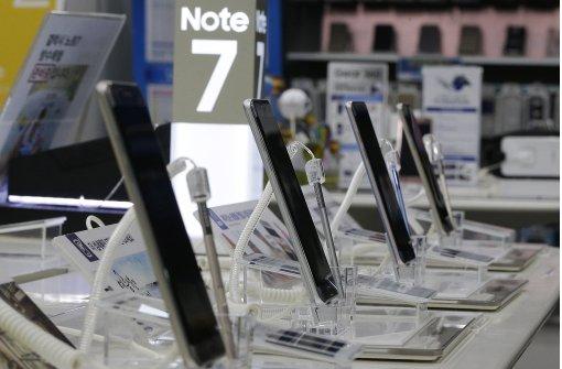 Samsung rät Nutzern zum Ausschalten