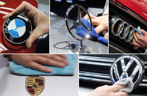 Autobauer unter Verdacht: Absprachen bei Abgas-Tricks
