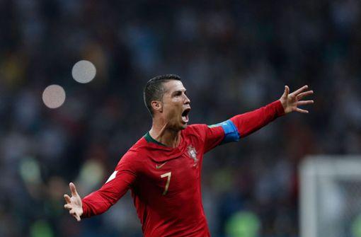 """Cristiano Ronaldo, der """"beste Freigänger aller Zeiten"""""""