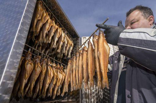 Karfreitagsfisch – frisch geräuchert
