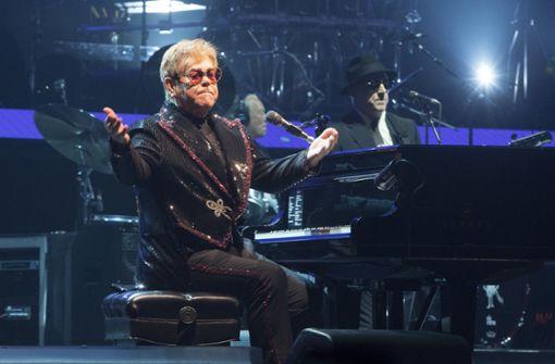 Turn-WM, Elton John und Mark Knopfler