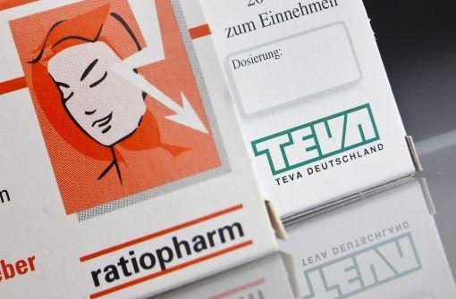 Pharmakonzern Teva baut Stellen in Ulm ab