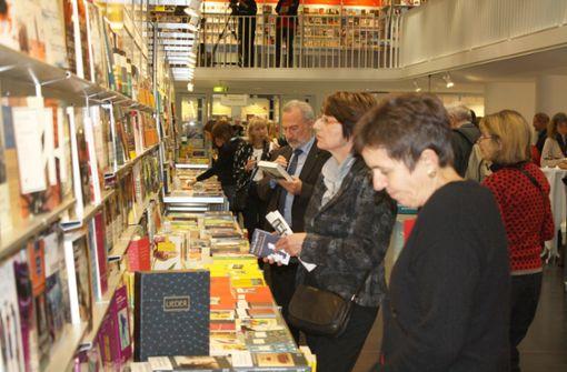 Verleger haben hohe Erwartungen an den Buchladen