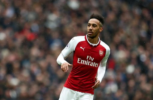 Pierre-Emerick Aubameyang spielt für den FC Arsenal. Foto: Getty Images Europe