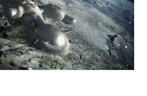Schöner Wohnen auf dem Mars