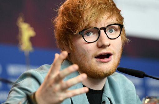 Hat Ed Sheeran bei Marvin Gaye abgeschrieben?