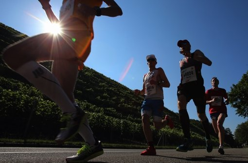 Ozon raubt Sportlern  die Luft zum Atmen