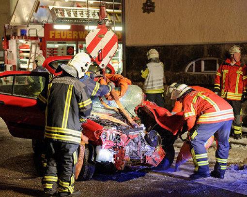 24-Jähriger stirbt nach Unfall