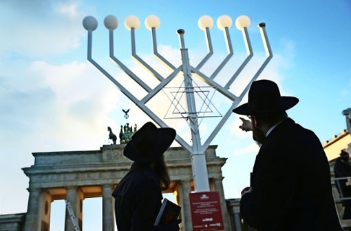 200 000 Juden sind seit den 1990er Jahren  nach Deutschland eingewandert: Einige denken nun über das Auswandern nach. Foto: Getty