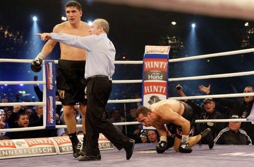 Huck schlägt zu - jetzt gegen Klitschko?