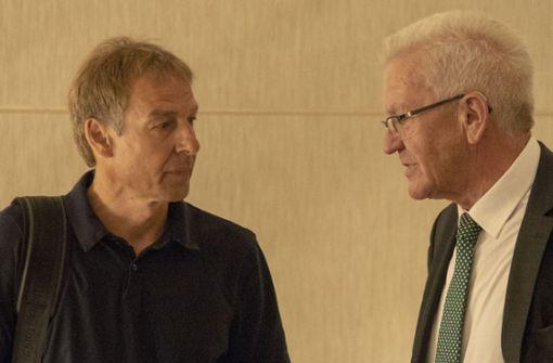 Klinsmann, Kretschmann und der Schatten von Chemnitz