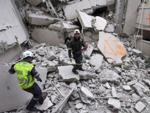 Schweres Nachbeben in Haiti