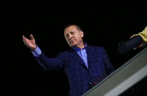 """Reaktionen zum Türkei-Referendum: """"Erdogan ist nicht die Türkei"""""""