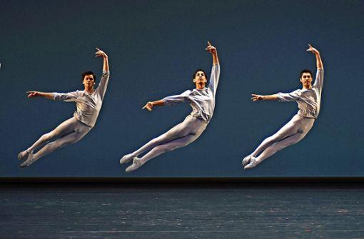 Einen mitreißenden  Saisonauftakt im Hölderlinsaal verspricht das Bayerische Junior Ballett am 24. und 25. September. Foto: Charles Tandy