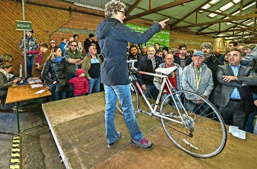 Schnäppchenjäger kommen beim Fahrradtag auf ihre Kosten