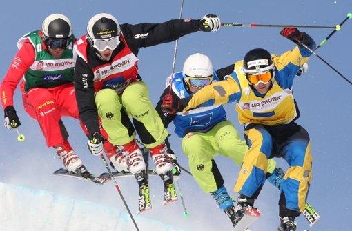 Skicross - Nichts für schwache Nerven