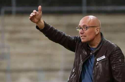 Stuttgarter Kickers verlieren gegen Röchling Völklingen