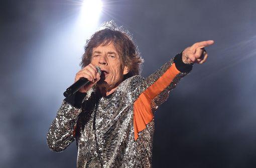 Insgesamt 13 Konzerte in neun europäischen Ländern haben die vier Stones noch vor sich. Foto: dpa