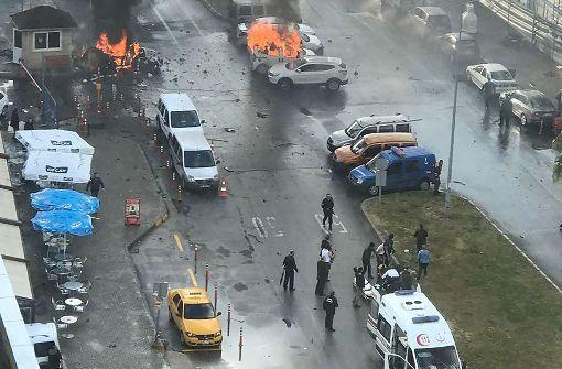 Tote und Verletzte bei Explosion in Izmir