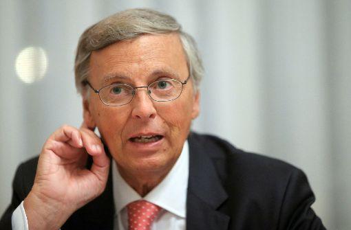 Bosbach kritisiert Kurswechsel der Unionsspitze