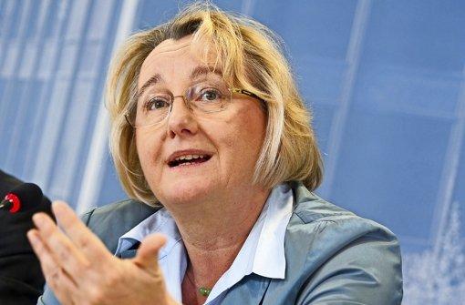 Ministerin weist Vorwurf zurück