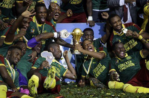 Kamerun gewinnt Afrika-Cup, Joker Aboubakar sticht