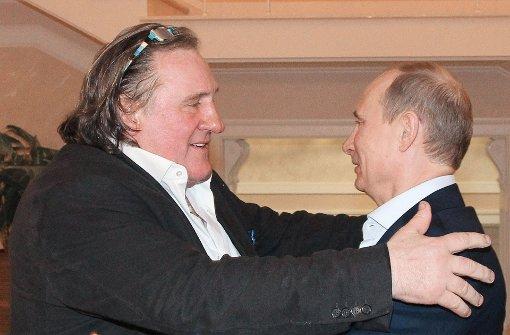 Willkommen bei Putin!