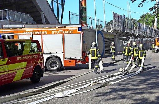 Technischer Defekt löste wohl Brand aus