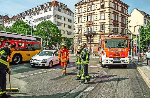 Der dreiste Unfallopfer-Dieb ist gefasst