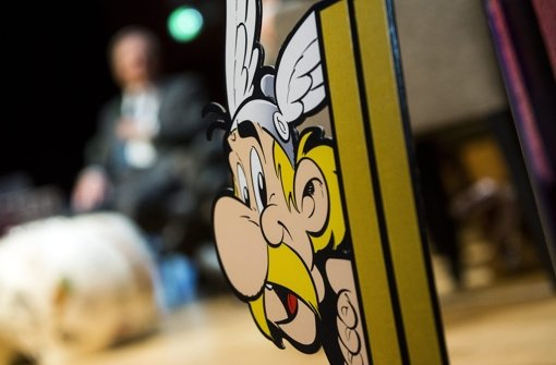 Neues Asterix-Heft erscheint