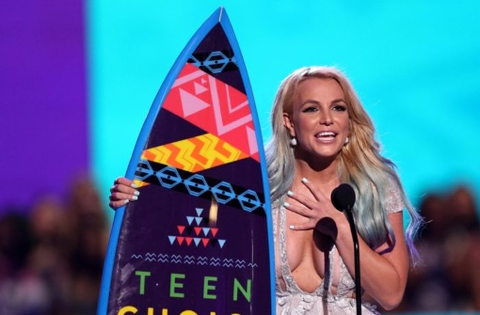 "Teen Choice Awards: ""Pop-Omi"" Britney Spears ist immer noch in"