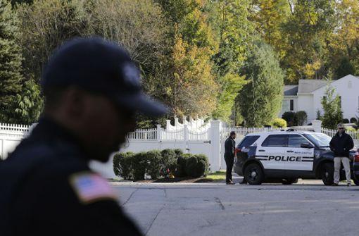 Behörden beschuldigen festgenommenen Verdächtigen offiziell