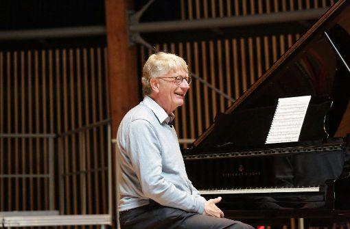 Pianisten zeigen ihr Können