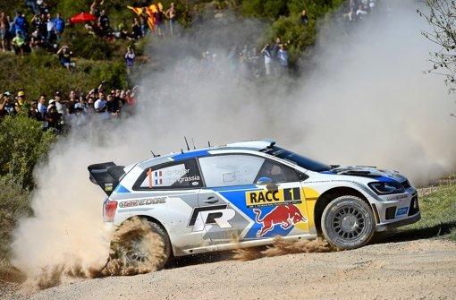 Ogier und VW – eine Rallye-Symbiose