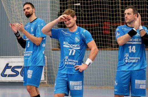 Blamage im Handball-Pokal