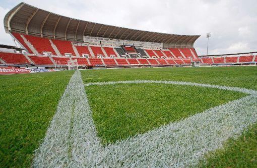 Der TSV 1860 München von Spanien