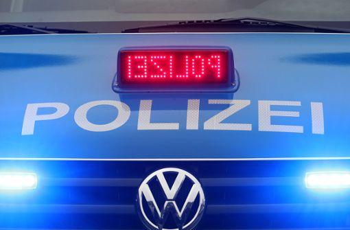 Aggressiver Ehemann verletzt zwei Polizisten