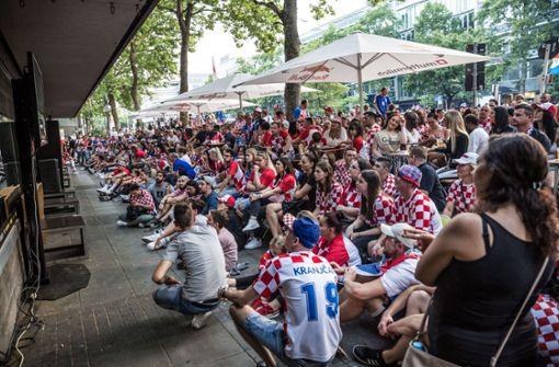 Der kroatische WM-Wahnsinn geht weiter