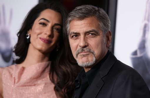 Sandra Bullock versus die Clooneys