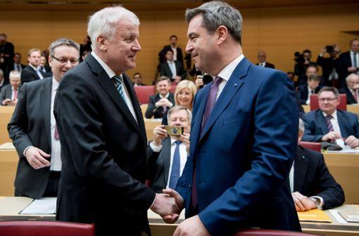 CSU-Politiker ist neuer bayerischer Ministerpräsident
