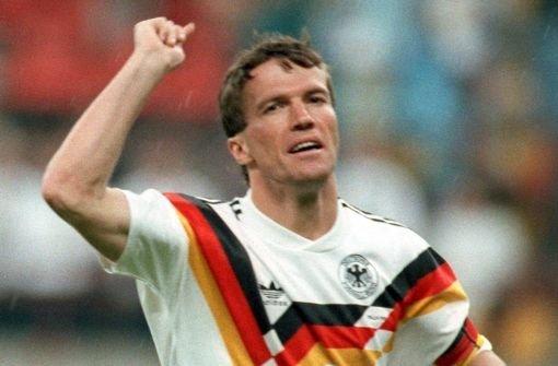 Lothar, der Fußball und die Liebe