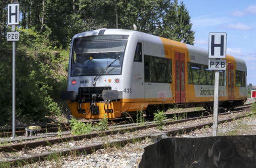 Schönbuchbahn fährt drei Tage nicht