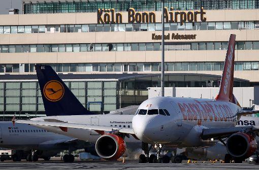 Pilot landet unplanmäßig in Köln/Bonn