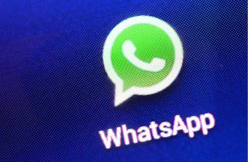 Bei WhatsApp kann man nun Mitteilungen löschen