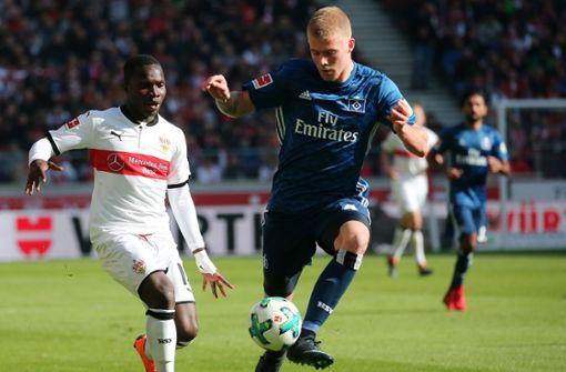 Leser und Redaktion bewerteten die VfB-Spieler. Foto: Pressefoto Baumann