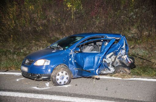 Mercedes-Fahrer erfasst Mann auf B29