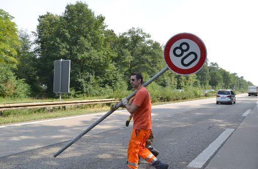 Ab Sonntag kein Tempolimit mehr auf Autobahnen